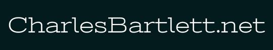 Charles Bartlett .net